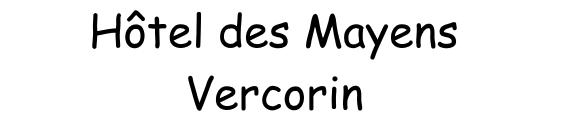 HÔTEL DES MAYENS